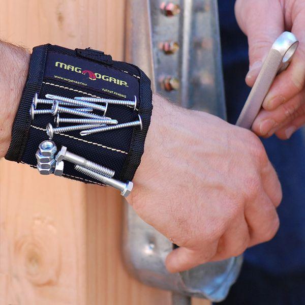 Magnetisches Handwerker-Armband