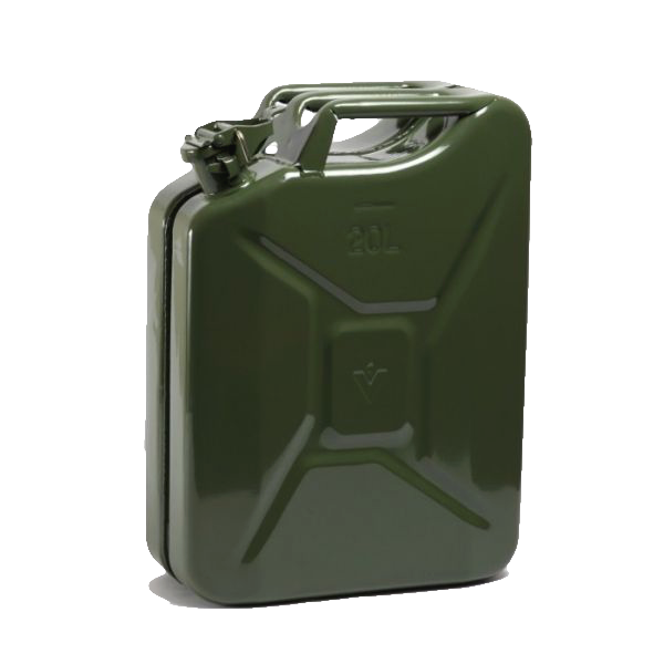 Stahlblech-Benzinkanister (5, 10 und 20 Liter)