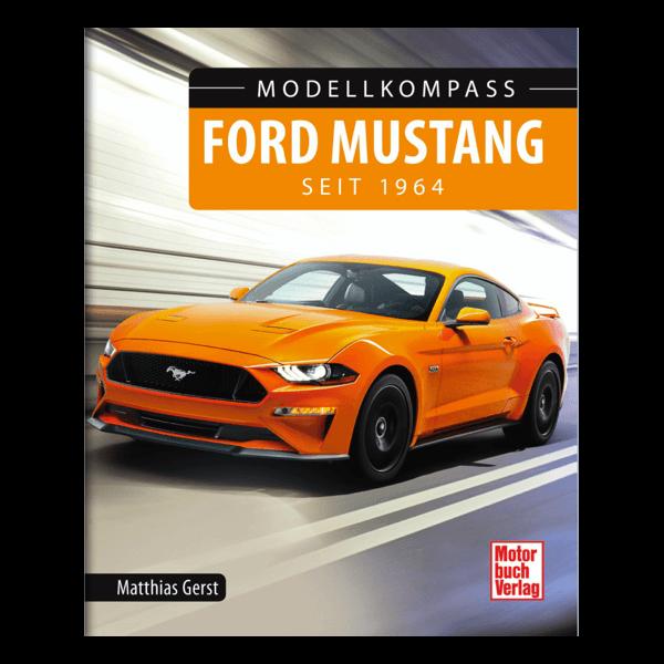Modellkompass Ford Mustang seit 1964