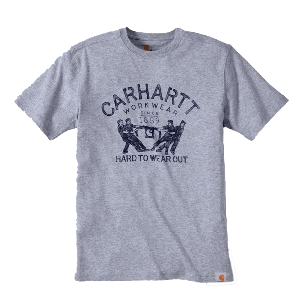 "Carhartt T-Shirt ""Hard to wear out"""