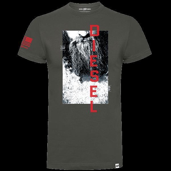 "Diesel Power Gear T-Shirt ""Freedom"""