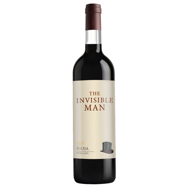 "Rotwein ""The Invisible Man"""