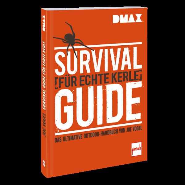 DMAX Survival Guide für echte Kerle