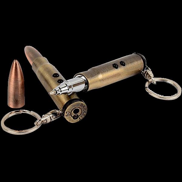 """Multifunktionaler Schlüsselanhänger """"Patronenhülse"""""""