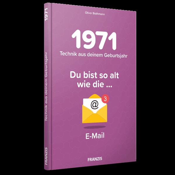 1971 - Technik aus deinem Geburtsjahr