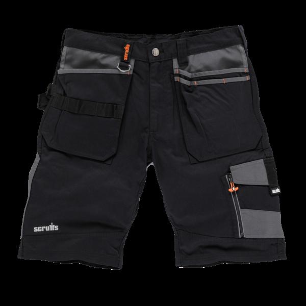 Workwear Shorts mit Halftertaschen
