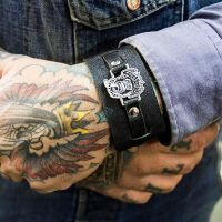 Gas Monkey Garage Lederarmband
