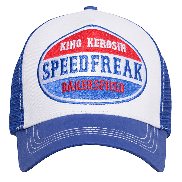 "King Kerosin Trucker Cap ""Speedfreak"""