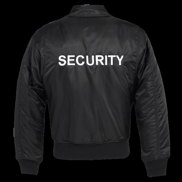 Security Jacke von Brandit