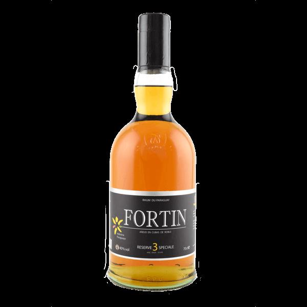 Fortin Rum 3 Jahre