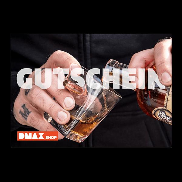 """Gutschein zum Selbstausdrucken """"Whiskey"""""""