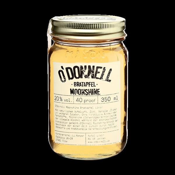 O'Donnell Moonshine - Bratapfel 0,35L