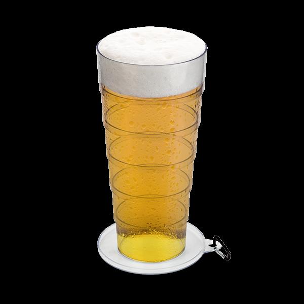 Ausziehbares XXL-Bierglas (1,5 Liter)
