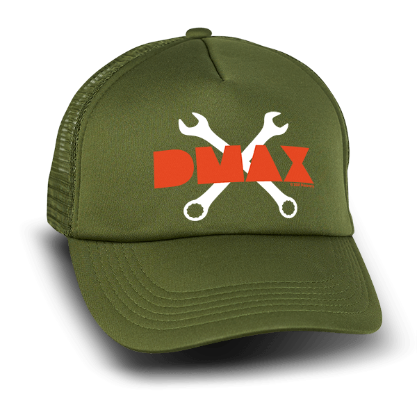 """DMAX Trucker-Cap """"Wrenches"""""""