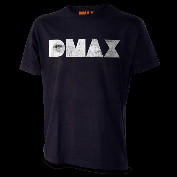 "DMAX T-Shirt ""Vintage Logo"""