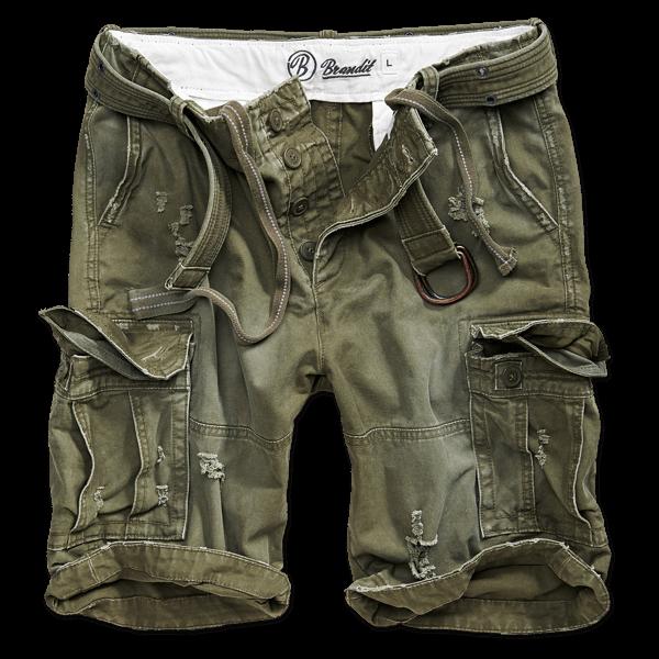 """Vintage Cargo-Shorts """"Shell Valley"""" von Brandit"""