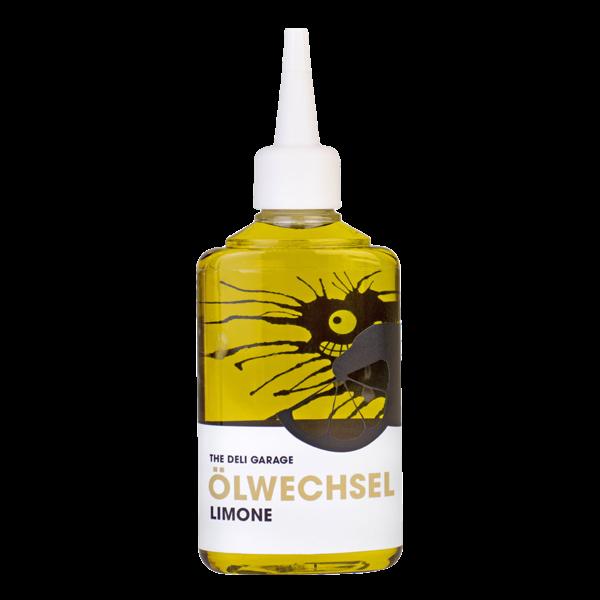 """Ölwechsel """"Olivenöl mit Limone"""""""