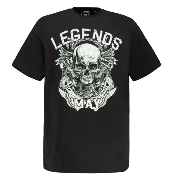 """T-Shirt """"Legends Are Born In May"""" von JP1880"""