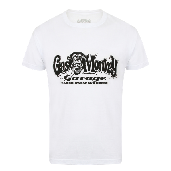 "Gas Monkey T-Shirt ""OG Logo"" (Größe XXL)"