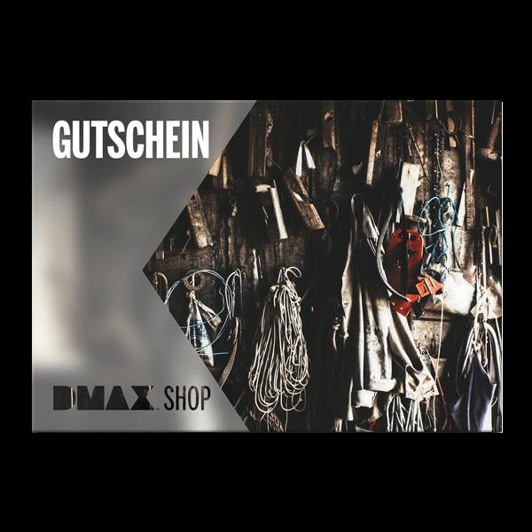 """Gutschein zum Selbstausdrucken """"Werkstatt"""""""
