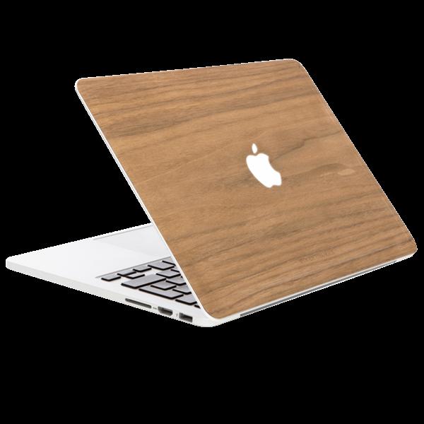 """Holzskin für MacBook 13"""" Air & Pro / 15"""" Pro"""