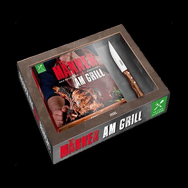 """Grill-Set """"Männer am Grill!"""""""