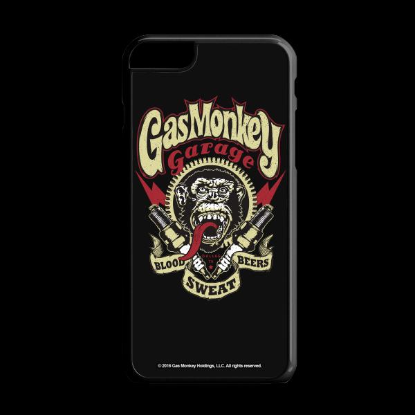 """Gas Monkey Garage Hülle für iPhone """" Spark Plugs"""""""