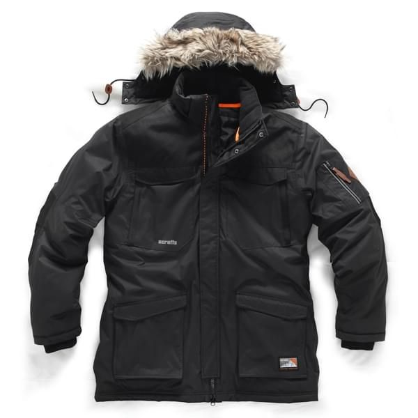 Workwear Thermo Parka