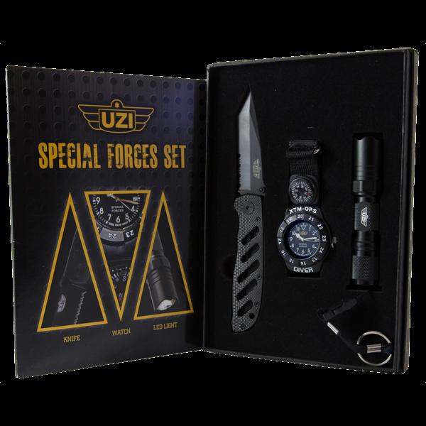 """UZI Survival Set """"Special Forces"""""""