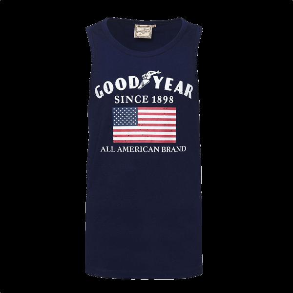 "Goodyear Tank Top ""Flag"""