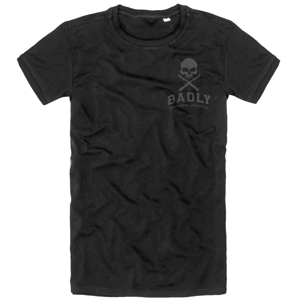 "T-Shirt ""Badly"""