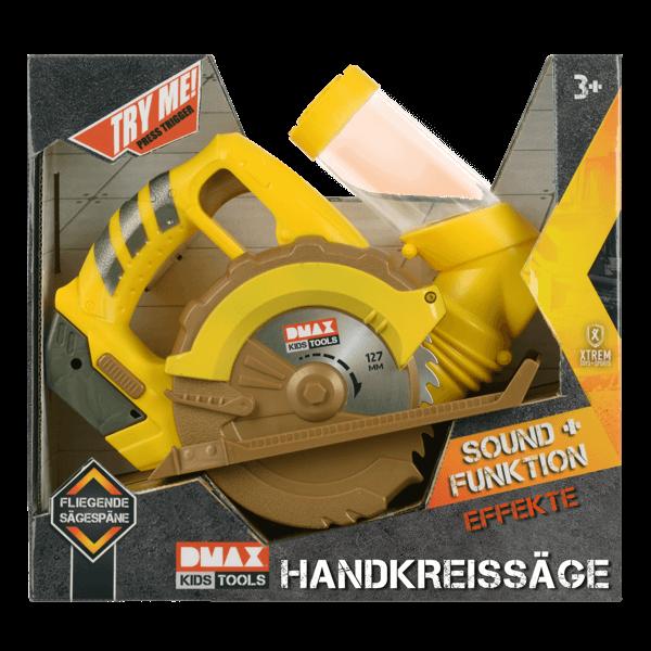DMAX Kids Tools Handkreissäge