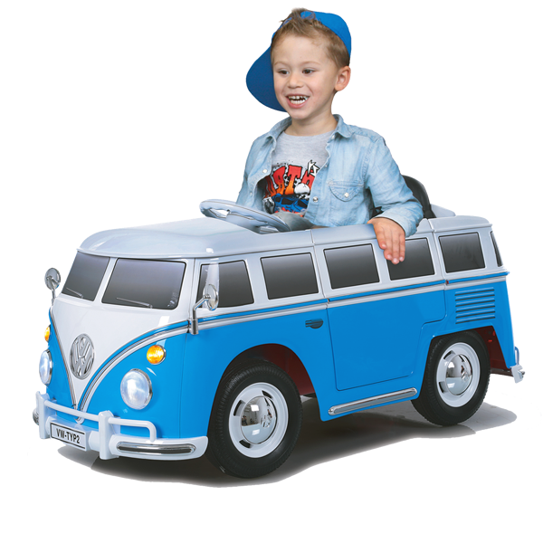 Kinderelektroauto VW Bulli