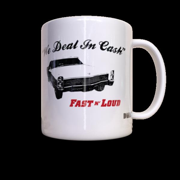 """Tasse """"Fast N' Loud Cash"""""""