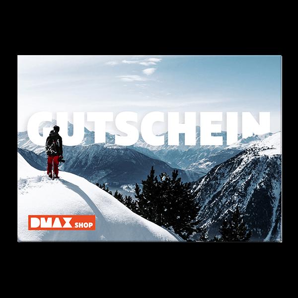 """Gutschein zum Selbstausdrucken """"Winter"""""""