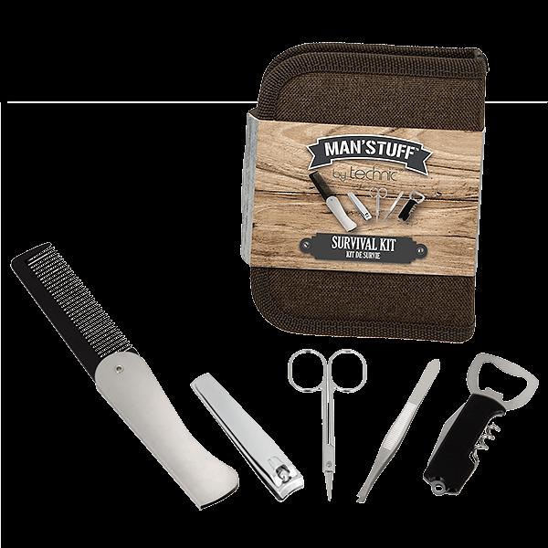 """6-teiliges Männerpflege-Set """"Survival Kit"""""""