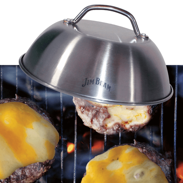 Jim Beam Burger- und Schmelzglocke