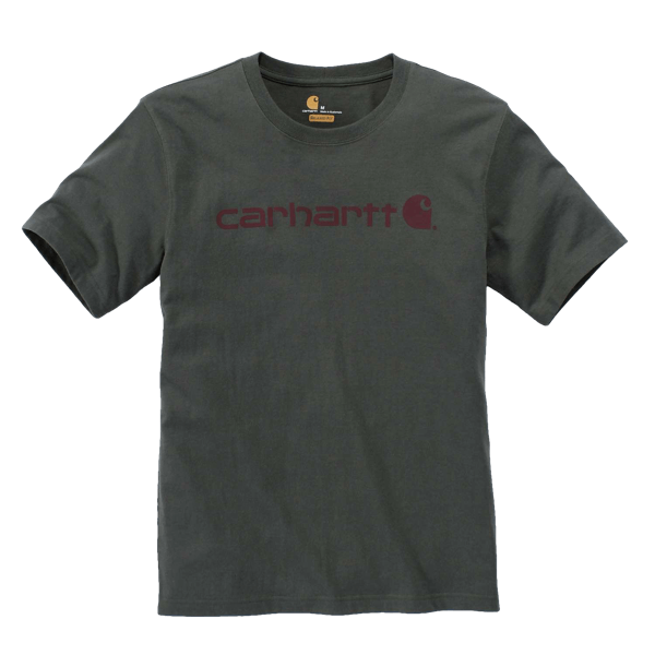 "Carhartt T-Shirt ""Signatur Logo"""