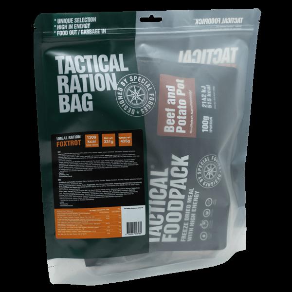 "Tactical Foodpack ""Tagesration Foxtrott"""