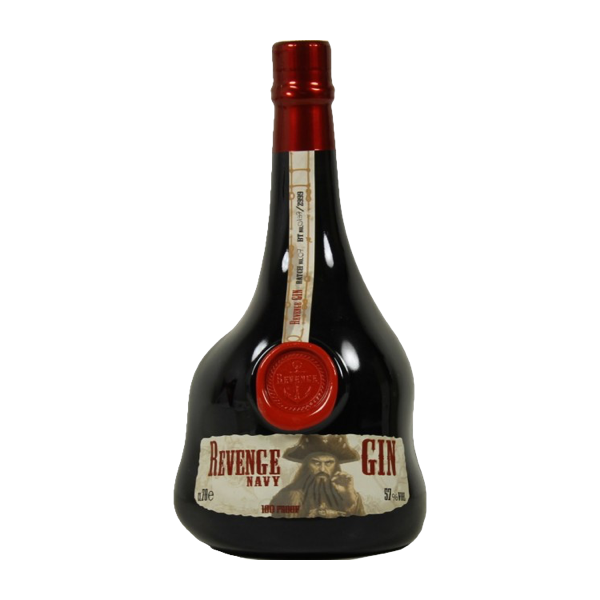 Revenge Navy Gin (57% Vol.)