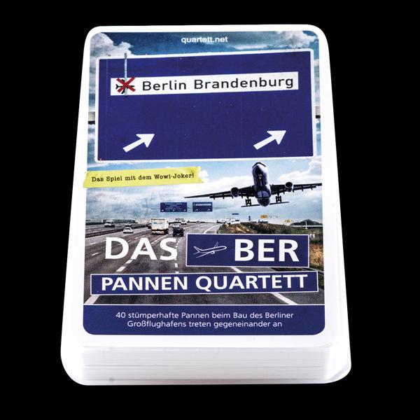Das BER Pannen Quartett