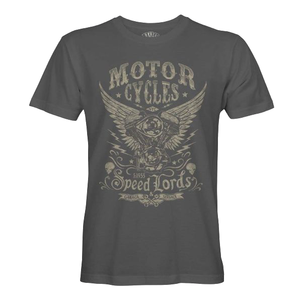 "T-Shirt ""Motorcycle Speed Lords"""
