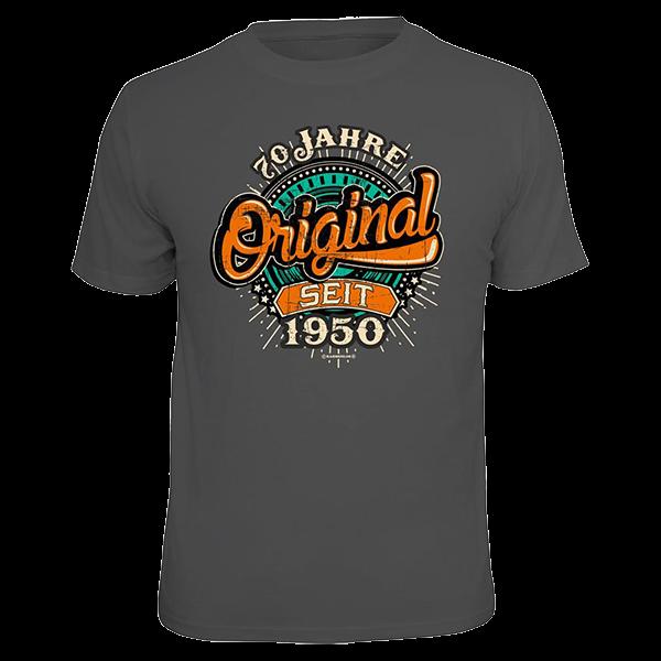 """T-Shirt """"Original seit 1950"""""""