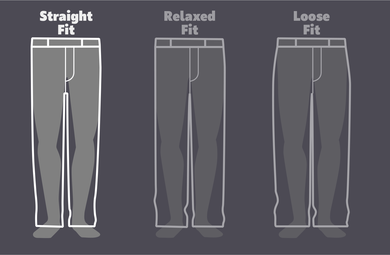straight-fit