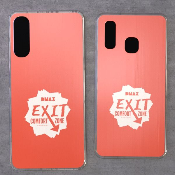 "DMAX Cover ""Exit"" für Samsung Galaxy A Modelle"