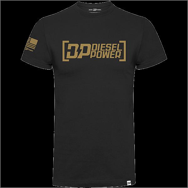 "Diesel Power Gear T-Shirt ""Restraint"""