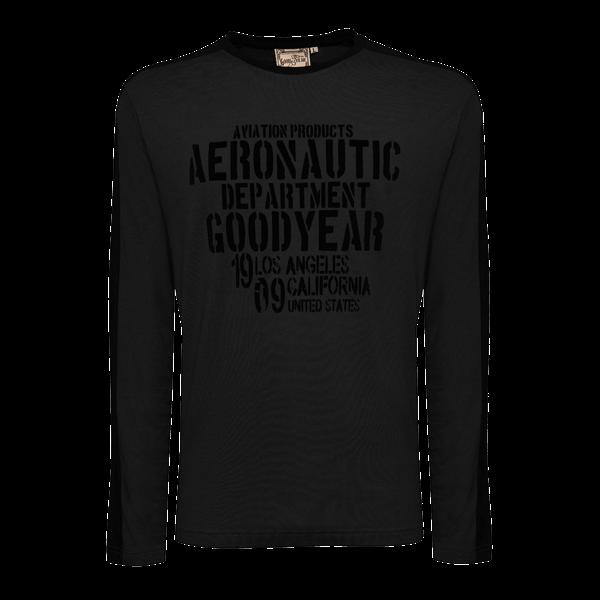 """Goodyear Longsleeve """"Aeronautic Department"""""""