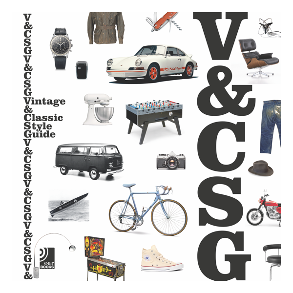 Vintage & Classic Style Guide mit Vinyl